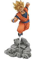 Anime Action Figures Inspired by Dragon Ball Goku PVC 11 CM Model Toys Doll Toy 1pc