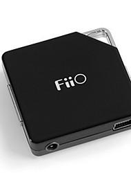 fiio e6 fujiyama内蔵eqミニポータブルヘッドフォンアンプヘッドフォンアンププリアンプe5のバージョンアップ