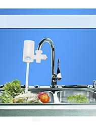 Conjunto Central Filtração de Água Monocomando e Uma AberturaTorneira de Cozinha