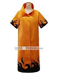 Inspirovaný Naruto Rise Kujikawa Anime Cosplay kostýmy Cosplay Topy / Bottoms Módní Krátký rukáv Vrchní deska Pro Není k dispozici
