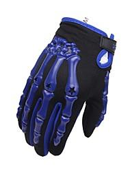 Luvas Esportivas Todos Luvas de Ciclismo Luvas para Ciclismo Respirável Protecção Dedo Total Tecido Luvas de Ciclismo