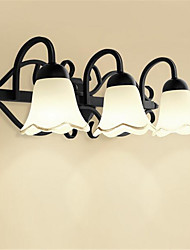 AC 220-240 40 E26/E27 Country Retro Painting Feature for LED Eye Protection,Ambient Light LED Wall Lights Wall Light