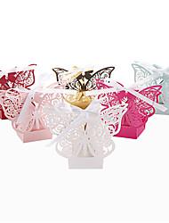 50 Stück / Set Geschenke Halter-Andere Perlenpapier Geschenkboxen