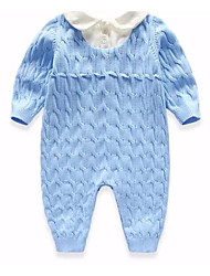 Baby N/A One-Pieces,Cotton All Seasons Long Sleeve