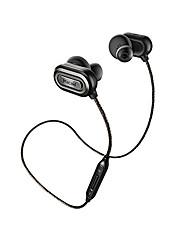 Auriculares bluetooth v4.1 inalámbrico estéreo estéreo de ruido de cancelación en auriculares auriculares a prueba de sudor auriculares