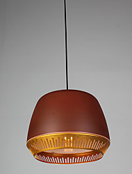 Luzes Pingente ,  Contemprâneo Pintura Característica for Estilo Mini Alumínio Sala de Estar Quarto Sala de Jantar Quarto de Jogo Corredor