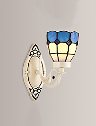AC 100-240 60 E26/E27 Rústico/ Campestre Pintura Característica for LED,Luz Ambiente Candelabro de pared Luz de pared