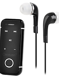 Cwxuan® universele bluetooth v4.1 in-ear oortelefoon sport koptelefoon koptelefoon hoofdtelefoon / microfoon
