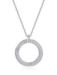 בגדי ריקוד נשים שרשראות תליון תכשיטים תכשיטים זירקון סגסוגת עיצוב מיוחד אופנתי Euramerican תכשיטים עבורחתונה Party יום הולדת מסיבה\אירוע