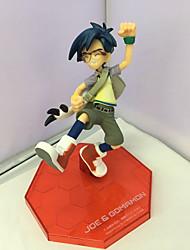 Las figuras de acción del anime Inspirado por Monster Digital / Digimons Cosplay PVC 12 CM Juegos de construcción muñeca de juguete
