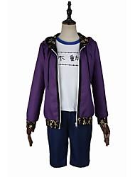 Inspirovaný Cosplay Cosplay Video Hra Cosplay kostýmy Cosplay šaty Módní Tričko Vrchní deska Kalhoty