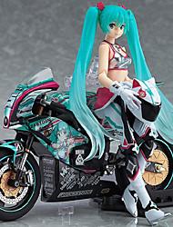 Anime Toimintahahmot Innoittamana Vocaloid Mikuo PVC 15 CM Malli lelut Doll Toy