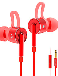 EM05 In-Ear Metal Bass Earphone High-Fidelity Monitor Ear Plug With Wire-Controlled Tuning Function