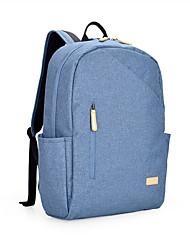 Saco de computador mochila do saco ocasional e casual da faculdade de 15,6 polegadas para superfície / dell / hp / samsung / sony etc