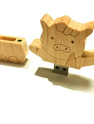 2GB usb flash drive  stick memory stick usb flash drive Wooden