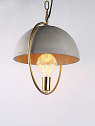 מנורות תלויות ,  מודרני / חדיש מסורתי/ קלאסי צביעה מאפיין for LED מתכת חדר שינה חדר אוכל חדר עבודה / משרד חדר ילדים מסדרון מוסך