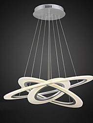 Montage du flux ,  Contemporain Anodisation Fonctionnalité for LED Graduable AcryliqueSalle de séjour Chambre à coucher Salle à manger