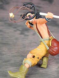 Anime Action Figures Inspired by One Piece Usopp PVC 14 CM Model Toys Doll Toy 1pc