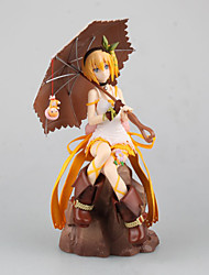Anime Action Figures Inspired by Cosplay Cosplay PVC 20.5 CM Model Toys Doll Toy 1pc