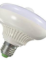 12W E26/E27 Inteligentne żarówki LED T120 12 SMD 5630 1000-1200 lm Ciepła biel Zimna biel Czujnik Dekoracyjna V 1 sztuka