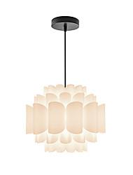 Vedhæng Lys ,  Moderne / Nutidig Lanterne Rustik Andre Funktion for designere Plastik Stue Soveværelse Læseværelse/Kontor Indgang Entré1