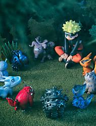 Inspirovaný Naruto Naruto Uzumaki Anime Cosplay kostýmy Anime Čísla akce Ostatní postava Pro Není k dispozici