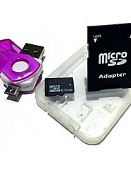 כרטיס זיכרון עם 2 ב 1 USB קורא כרטיס otg מיקרו USB