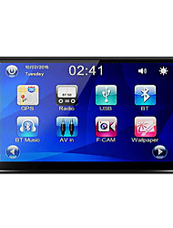 Rungrace 7'' Deckless Car Multimedia System with Bluetooth Radio Funtion RL-270DNN04