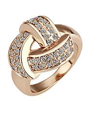Dámské Prsten Bohemia Style Pozlacené Šperky Pro Párty Narozeniny Denní