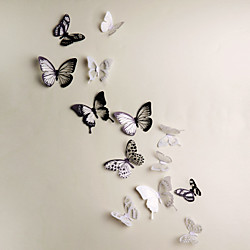 3D Wall Stickers Bedroom, Pre-pasted PVC Home Decoration Wall Decal