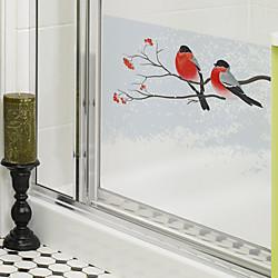 Contemporary Window Film Dining Room / Bedroom / Office PVC / Vinyl