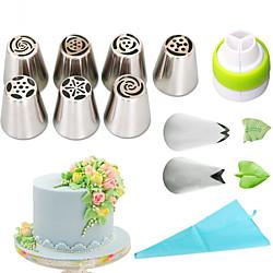 1 Satz Kuchenformen Umweltfreundlich Edelstahl  A Stufe ABS Für den täglichen Einsatz Lightinthebox