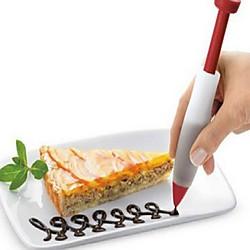 1pc Dessert Dekorateure Premium Design runde Kieselgel Kuchenformen für Kuchen Lightinthebox