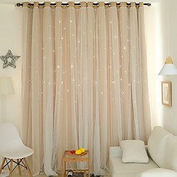 Modern Curtains Drapes Two Panels Curtain / Blackout / Bedroom