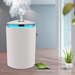 250ml ätherische Luft Aromaöl Diffusor USB Luftbefeuchter Ultraschall Luftbefeuchter mit LED Nachtlampe elektrische Aromatherapie Lightinthebox