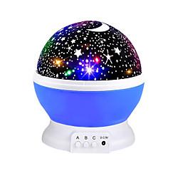 Sky Projector Star Moon Galaxy Night Light For Children Kids Bedroom Decor Projector Rotating Nurser