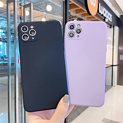 Solid Colored Silicone Case for iPhone 12 11 Pro Max X Xs Xs Max XR 7 7plus 8 8plus iPhone SE2020 Sh