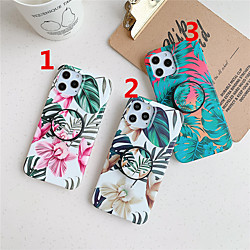 Case For Apple iPhone 12 / iPhone 12 Mini / iPhone 12 Pro Max with Stand / IMD / Frosted Back Cover