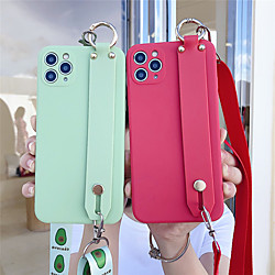 Case For Apple iPhone 12 / iPhone 12 Mini / iPhone 12 Pro Max with Stand Back Cover Solid Colored TP