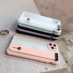 Case For Apple iPhone 12 / iPhone 12 Mini / iPhone 12 Pro Max Shockproof / Ring Holder / Frosted Bac
