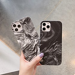 Case For Apple iPhone 12 / iPhone 12 Mini / iPhone 12 Pro Max Shockproof / Pattern Back Cover Marble
