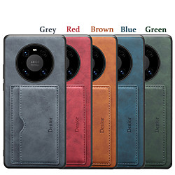 Case For Huawei Huawei P20 / Huawei P20 Pro / Huawei P20 lite Shockproof Back Cover Solid Colored PU