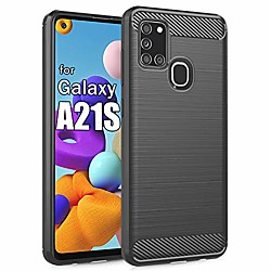 for galaxy a21s case, samsung a21s case,protective phone cover shockproof soft tpu cases for samsung