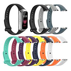 Watch Band for Samsung Galaxy Fit SM-R370 Samsung Galaxy Sport Band Silicone Wrist Strap