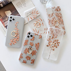 Case For Apple iPhone 12 / iPhone 11 / iPhone 12 Pro Max Shockproof Back Cover Transparent TPU