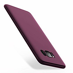 samsung galaxy s8 case,[dynamic series] ultra thin soft silicone gel rubber shockproof case with ant