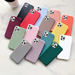 Case For Apple iPhone 12 Mini / iPhone 12 Pro Max / iPhone 12 Pro Shockproof / Frosted Back Cover So