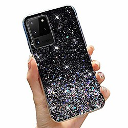 glitter case for samsung galaxy a21s clear bling case shining sparkle for girls luxury fashion shiny