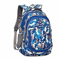 Image of camo stampa zaino scuola media zaino bookbags per ragazze ragazzi camouflage borsa primaria zaino spalla