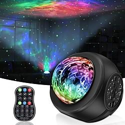 Star Projector RegeMoudal Night Light Projector with LED Nebula Cloud Galaxy Starry Projector Light